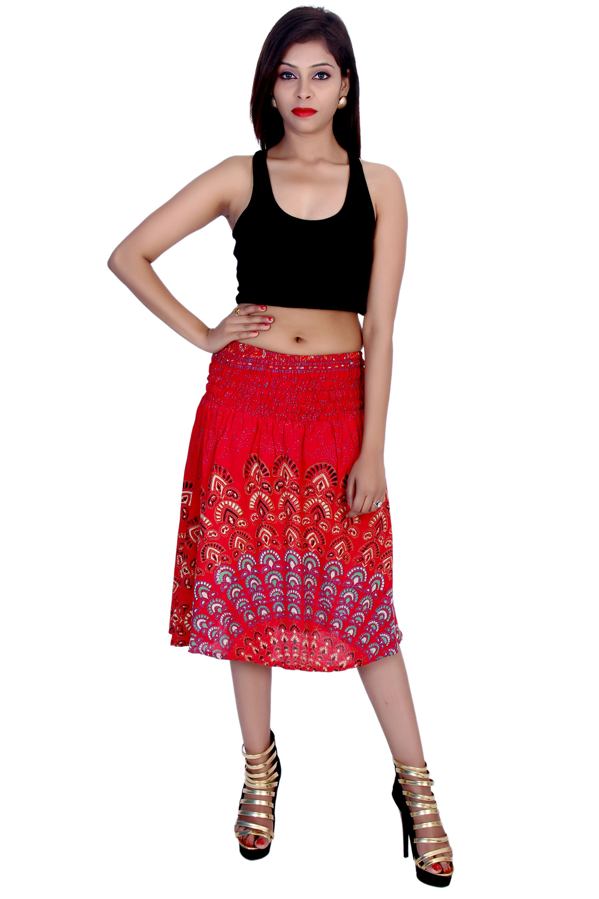 Online Shopping India Online Fashion for Womens Skirts