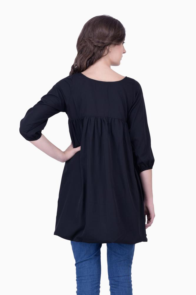Enjoy free shipping and easy returns every day at Kohl's. Find great deals on Womens Black Tunics Tops at Kohl's today!