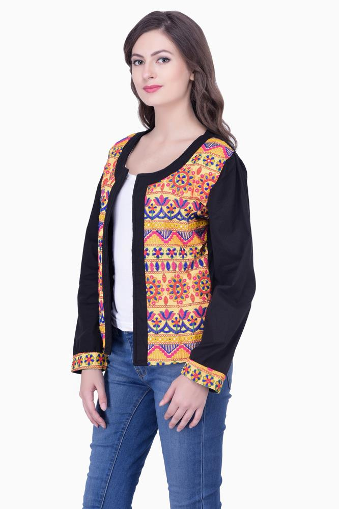 3dd37a27ead Women Ethnic Wear Jackets Casual and Formal For Spring summer Autumn ...